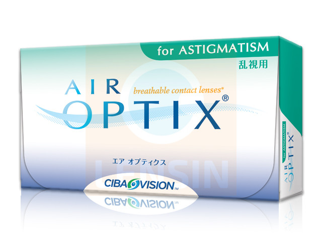 Air Optix Astigmatism HydraGlyde