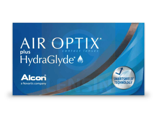 Air Optix® HydraGlyde®