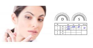 Имам рецепта, как да избера контактни лещи?